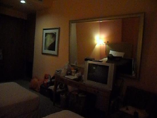 Classique Hotel : our room