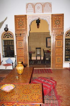 Riad Safir : le riad traditionnel