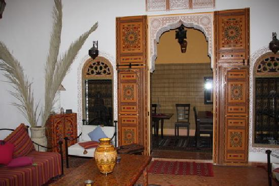Riad Safir : le riad traditionnel2