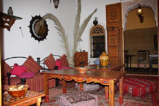 Riad Safir : le riad traditionnel3
