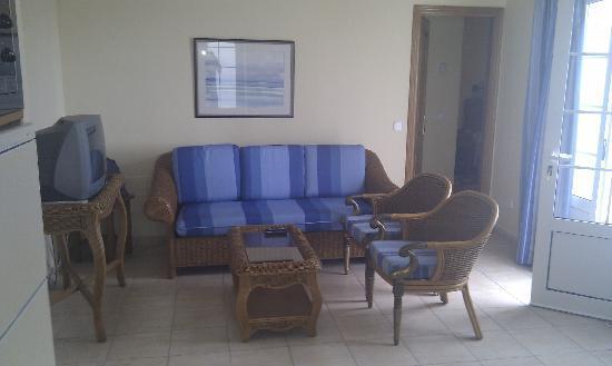 Bungalows Coloradamar: sitting, living area