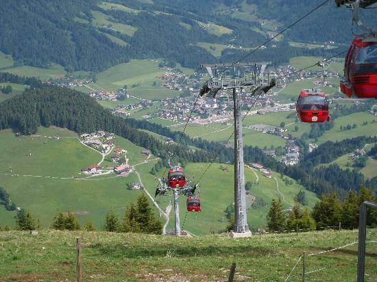 Austria Hotel: lift soll