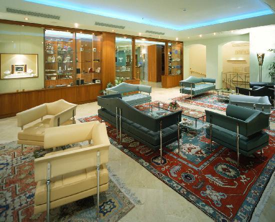 Sangallo Palace Hotel : Hotel Lounge