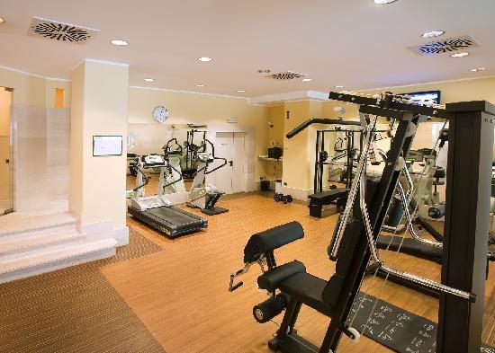 Sangallo Palace Hotel : Fitness Center - Gym