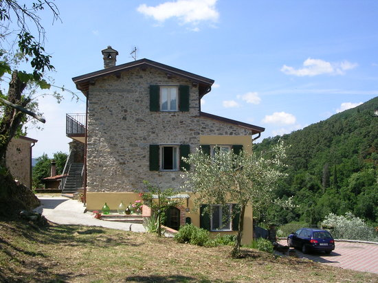 Bed & Breakfast i Maseri Fosdinovo