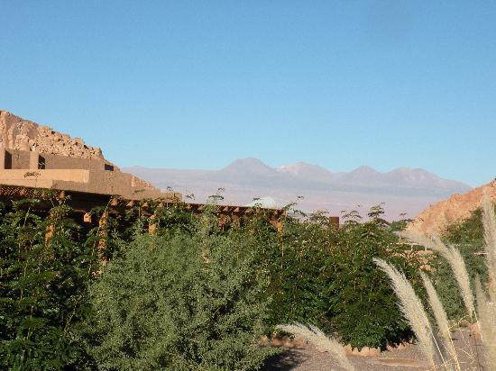 Alto Atacama Desert Lodge & Spa: Vista do Hotel-SPA ´Atacama
