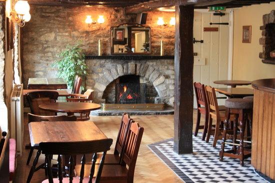 Bar at The Ben Jonson