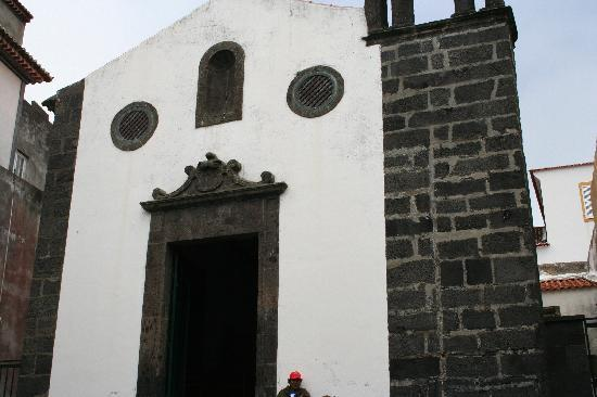 Ponta Delgada, Portugalia: church