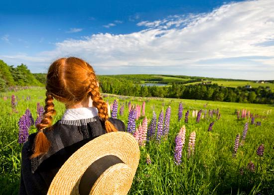 Prince Edward Island, Kanada: Anne of Green Gables