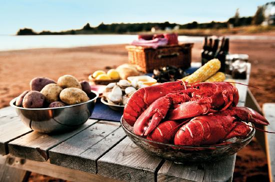 Prince Edward Island, Canada: The perfect PEI picnic
