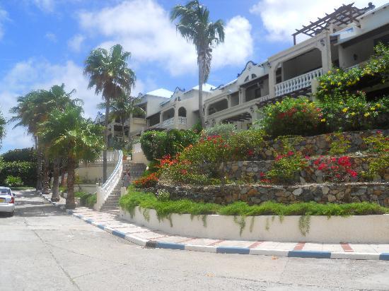 Hotel L'Esplanade: The hotel