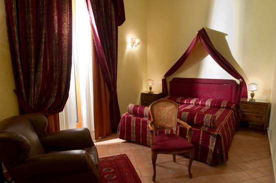 Chiaja Hotel de Charme: Superior Room