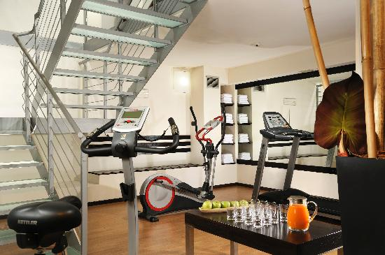 Athenaeum Hotel: fitness center