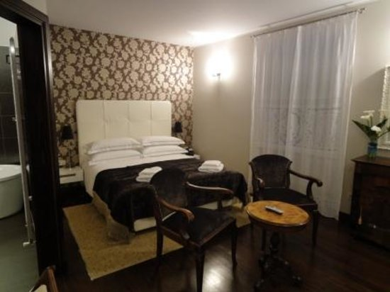 Hotel Vela Vrata: Our Room (Room #1)