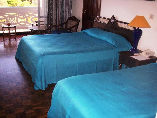 Kaskazi Beach Hotel: Zimmer