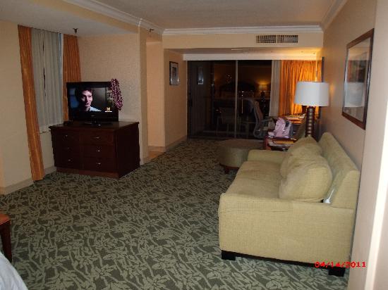 Hilton Hawaiian Village Rooms Suites Photo Gallery: Jr Suite In Tapa Tower
