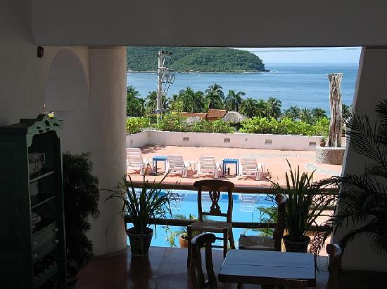 Casa Buenaventura: Room View
