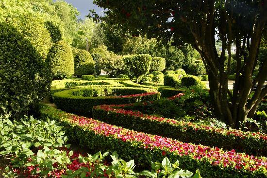 Pousada Mosteiro Guimarães: Hotel Gardens
