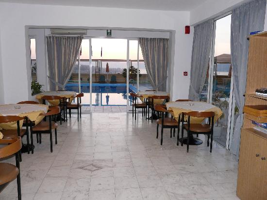Top Hotel Chania: dining room