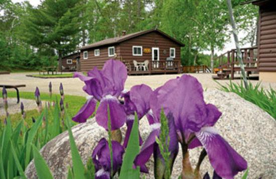 Garden Lake Resort: Outside