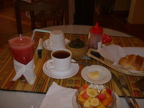 Hostal Rincón del Viajero : Breakfast was great here