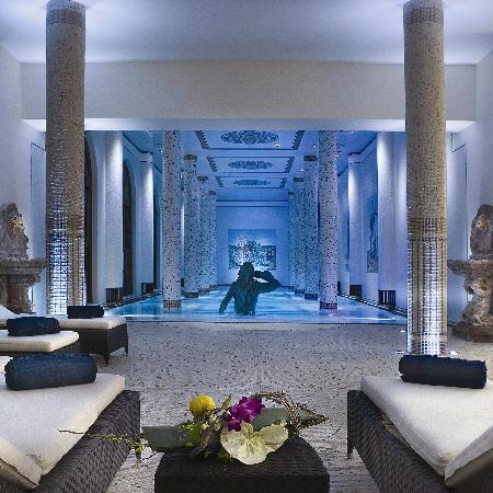 Terme Manzi Hotel & Spa: PISCINA INTERNA