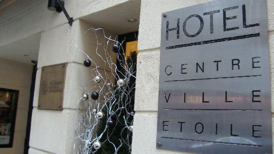 Centre Ville Etoile: entrée