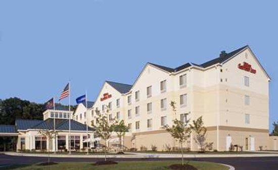 Hilton Garden Inn Gettysburg, located 1.3 miles from Downtown Historic Gettysburg!
