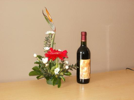 Protur Sa Coma Playa Hotel & Spa: Welcome Gift