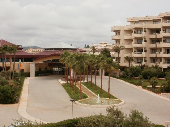Protur Sa Coma Playa Hotel & Spa: View From Our Room