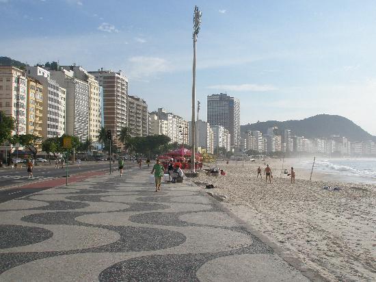 Rio de Janeiro, RJ: Копакабана