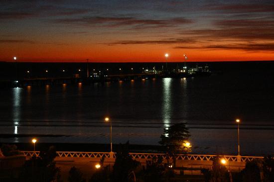 Terrazas de Mar: View from the flat's entrance