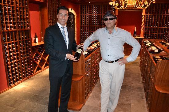 Mardan Palace: Mardan's  wines
