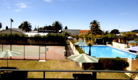 Palm Pacific Resort Whangamata: pool