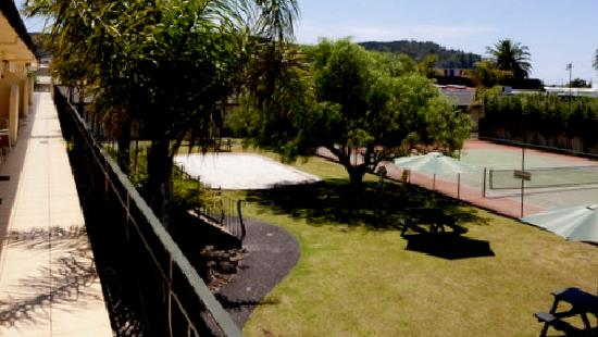Palm Pacific Resort Whangamata: our unit