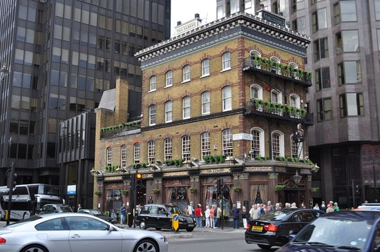 Cheap Hotels Near Covent Garden London