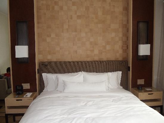 The Westin Lima Hotel & Convention Center : Very comfy king size bed