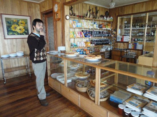 Hosteria Trayen: Kuchenes y tortas de Trayen