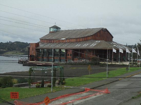 Hosteria Trayen: Teatro del Lago de Frutillar