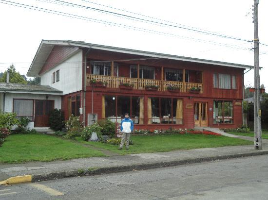 Hosteria Trayen: Panoramica de la Hosteria