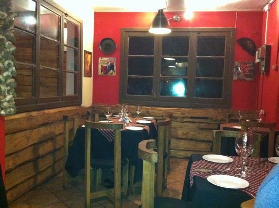 Triana Restaurante: a cozy corner of Triana Restaurant