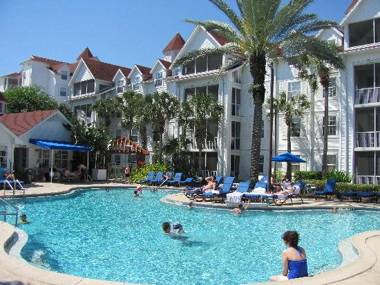 Diamond Resorts Grand Beach: One of the pools