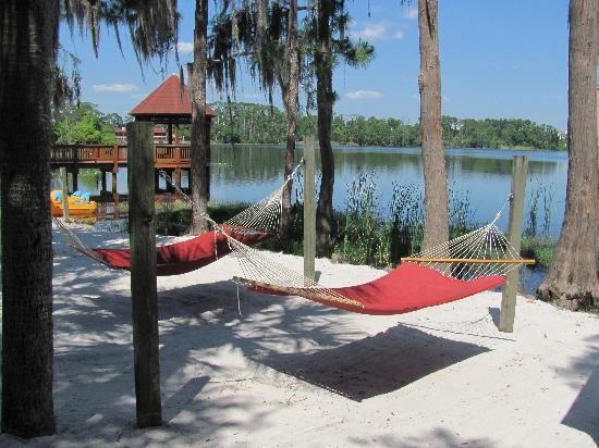 Diamond Resorts Grand Beach: hammocks