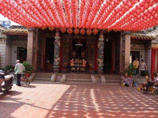 Chijin Tianhou Temple