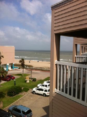 Villa Del Sol: balcony view