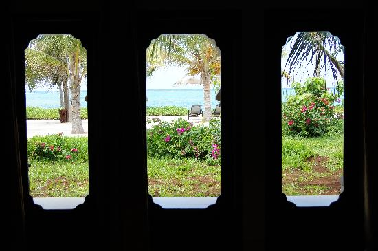 Baraza Resort & Spa: View From Our Suite