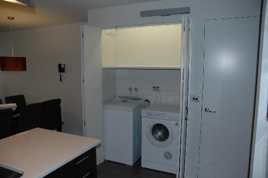 Village Lake Apartments: Laundry in all Apartments