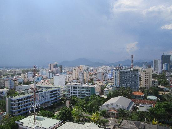 Phu Quy 2: looking over the city