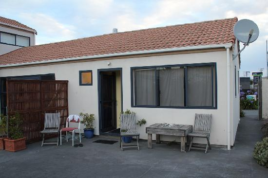 Sunrise Lodge: our private unit