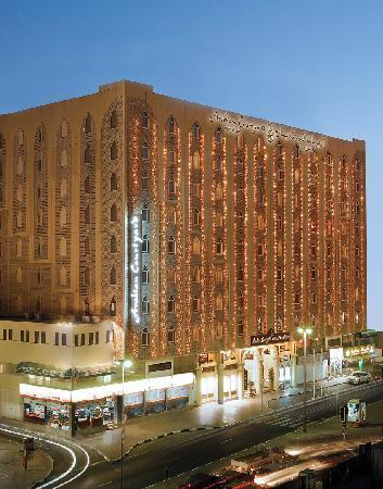 Arabian Courtyard Hotel & Spa: Exterrior
